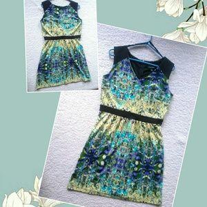 Cynthia Rowley Floral Sheath Dress